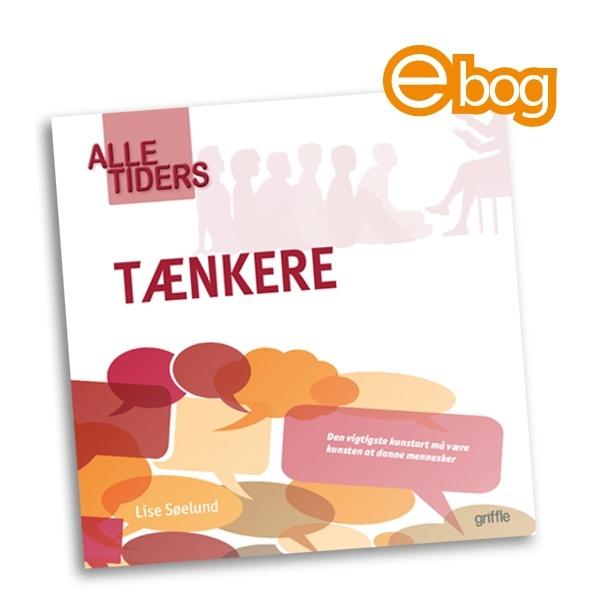 Image of   Alle tiders Tænkere, ebog