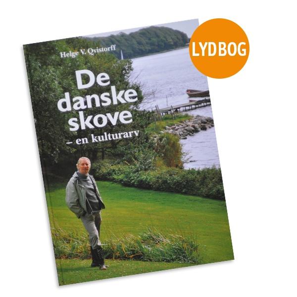 Image of De danske skove, på dvd