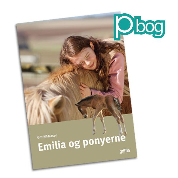 Image of Emilia og ponyerne
