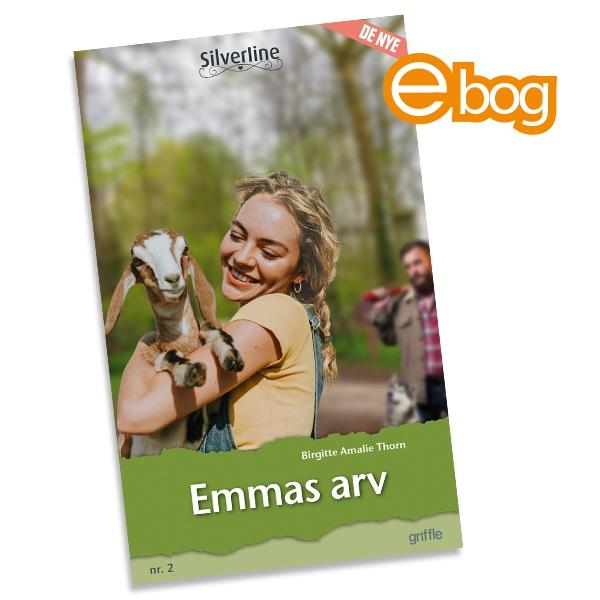 Image of   Emmas arv, nr. 2 ebog