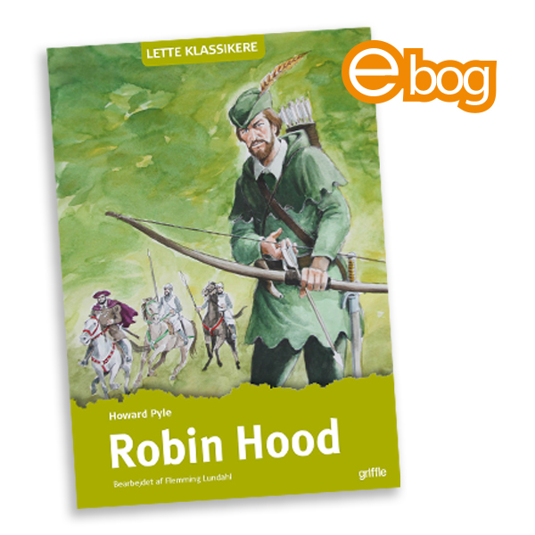 Image of   Robin Hood, ebog