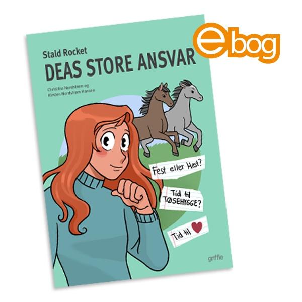 Image of   Deas store ansvar ebog