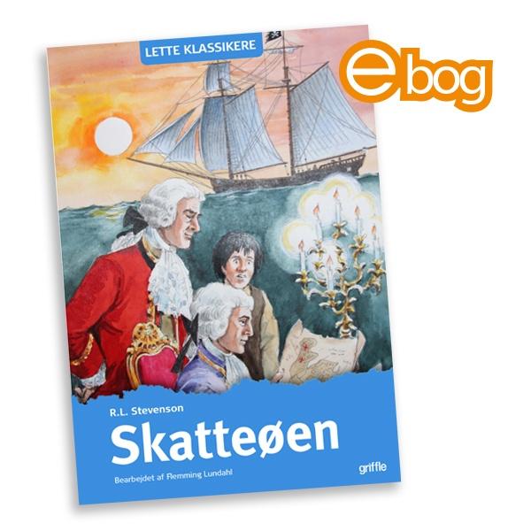 Image of Skatteøen, ebog
