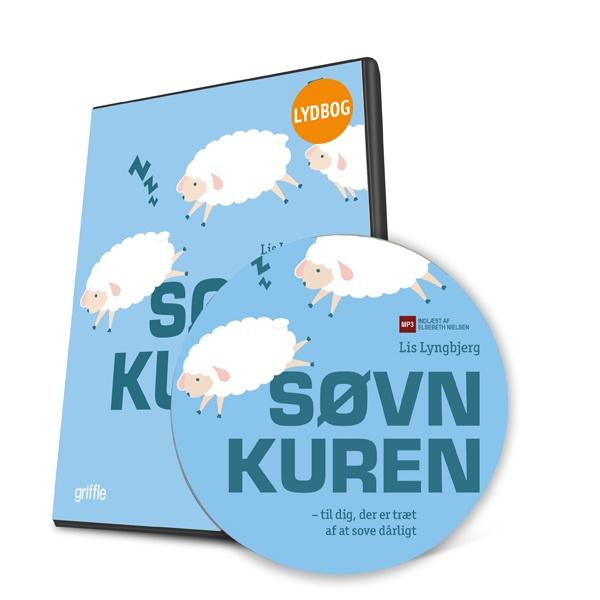 Image of   Søvnkuren lydbog