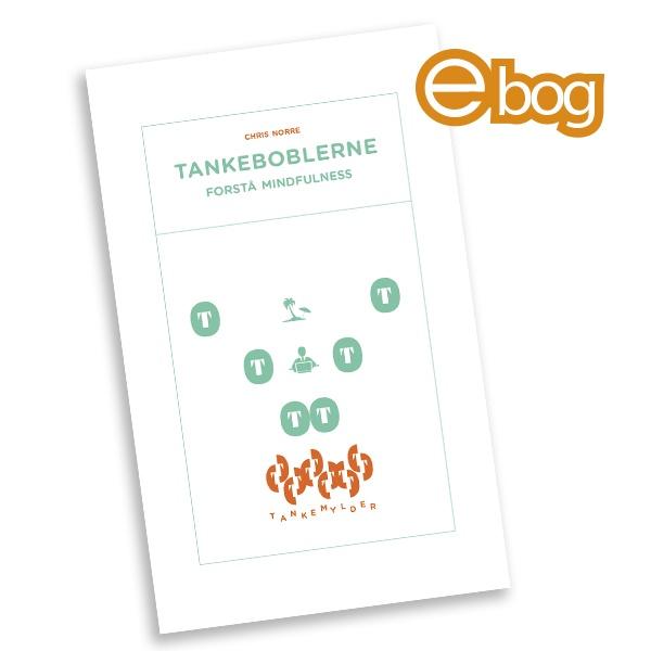 Image of Tankeboblerne - forstå mindfulness, ebog